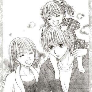 Akito & Sana with their daughter