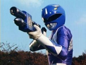 Anti-Sonic-Foam-Gun