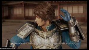 DYNASTY WARRIORS 9 Xiahou Ba Betraying Wei