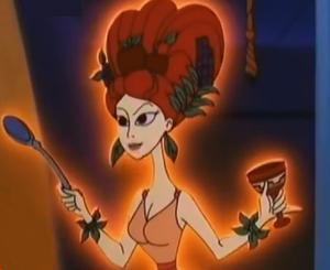 Hestia, Disney's Hercules