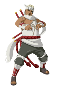 Killer bee render by xuzumaki-d49bi6i