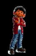 Miguel Rivera Coco Pixar