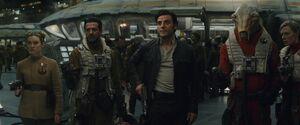 Resistance mutiny