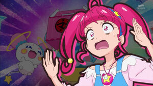 STPC15 Hikaru wonders when Prunce even got the donuts