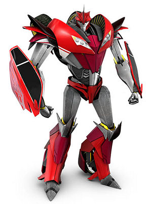 Knock Out (Transformers Prime)