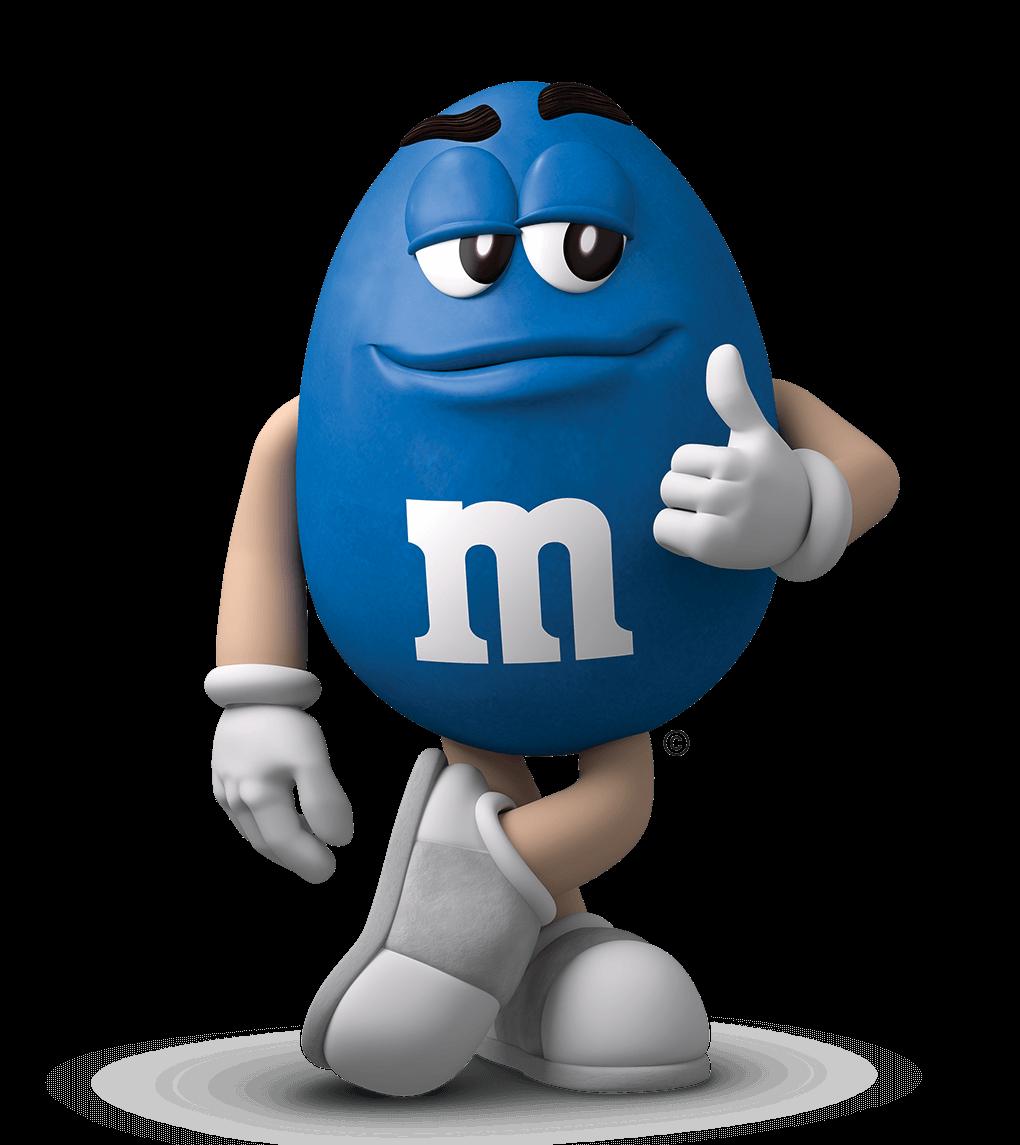 Blue (M&M's)
