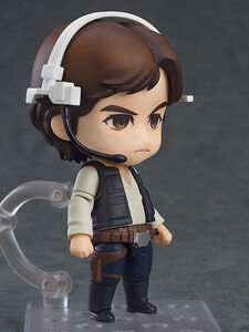 Han Solo Nendoroid (with headset)