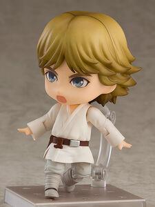 Luke Nendoroid (shouting)