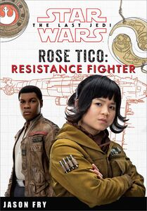 Rose Tico - Resistance Fighter
