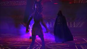 Vader faces