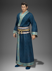 Zhuge Dan Civilian Clothes (DW9)
