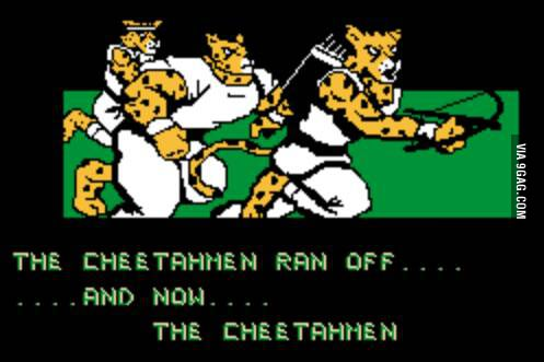 The Cheetahmen