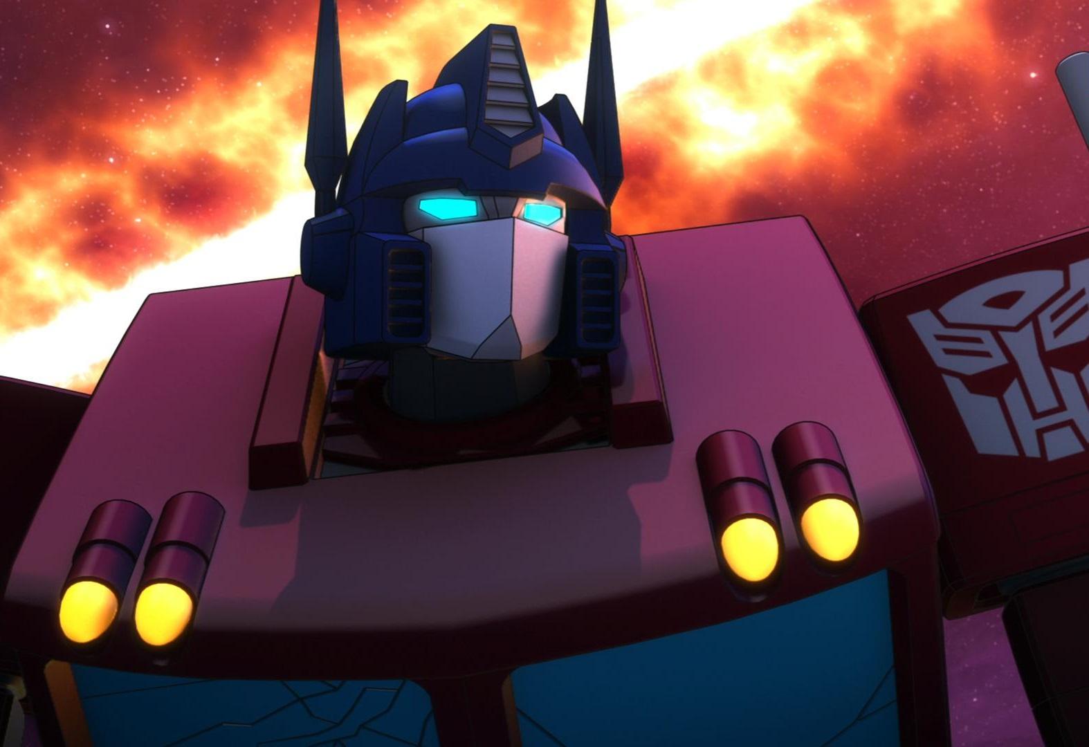 Optimus Prime (Prime Wars Trilogy)