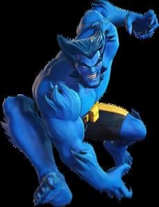 Beast-MUA3