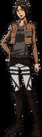 Ymir anime design