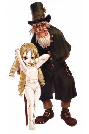 Gepetto and Cornelia