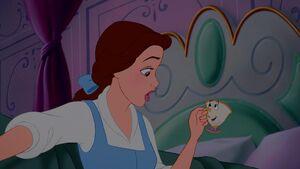 Belle meets Chip