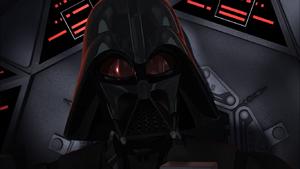 Darth Vader discovers