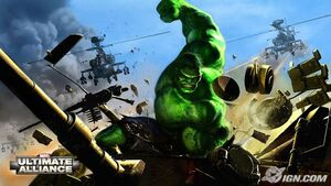 Hulk MUA