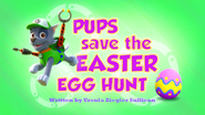 Pups Save the Easter Egg Hunt (HD)