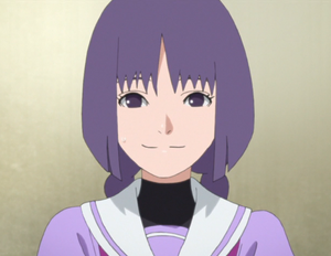 Sumire in his first appearance