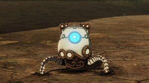 Terrako in the game.