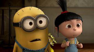 Agnes and Minion