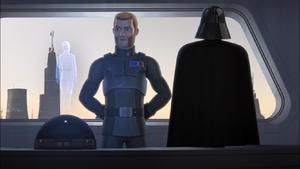 Darth Vader enlightened