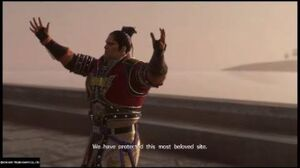 Dynasty Warriors 9 Xu Sheng's Ending