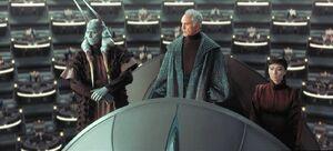 Galactic Senate history