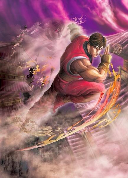 Guy (Final Fight/Street Fighter)