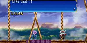 Spade vs Lilac