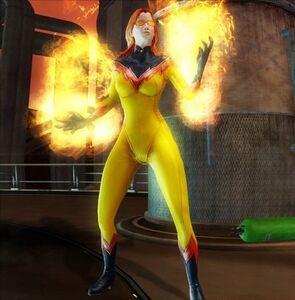 Firestar UA2
