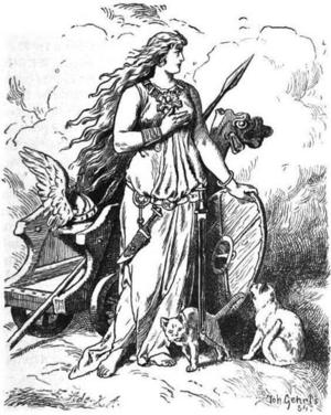 Freya (Mythology)