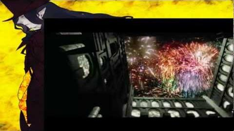Gankutsuou The Count of Monte Cristo - Fireworks