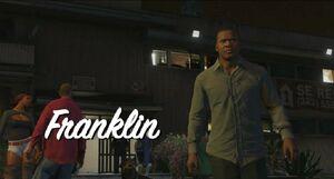 Gtav franklin