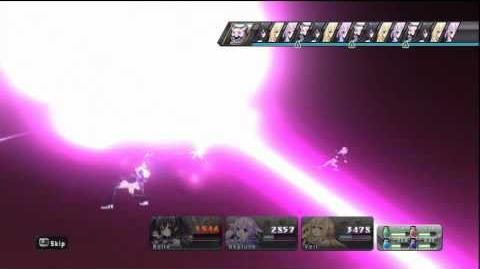 """Hyperdimension Neptunia ~ """"Exhibition EX-Skills"""" (v2"""