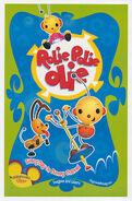 Rolie Polie Olie poster