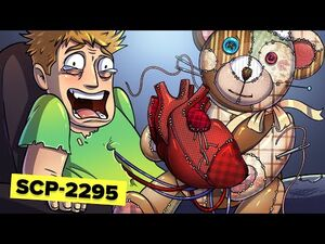 SCP-2295 - THE BEAR WITH A HEART OF PATCHWORK (SCP Animation)