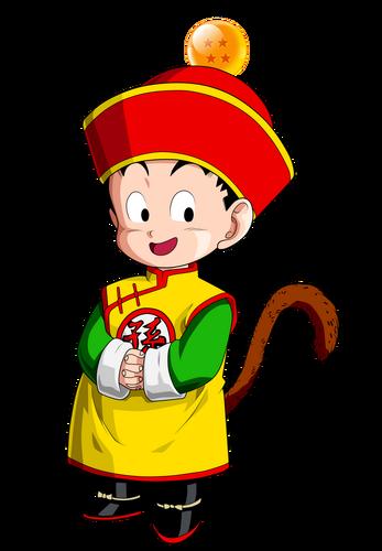 Kid (Raditz Saga)