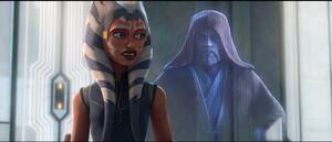 Ahsoka and Kenobi