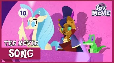 Off To See The World (Closing Credits) My Little Pony The Movie Full HD