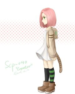 Scp-040 girl