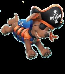 Zuma Pirate outfit