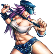 Character Select Poison USF4