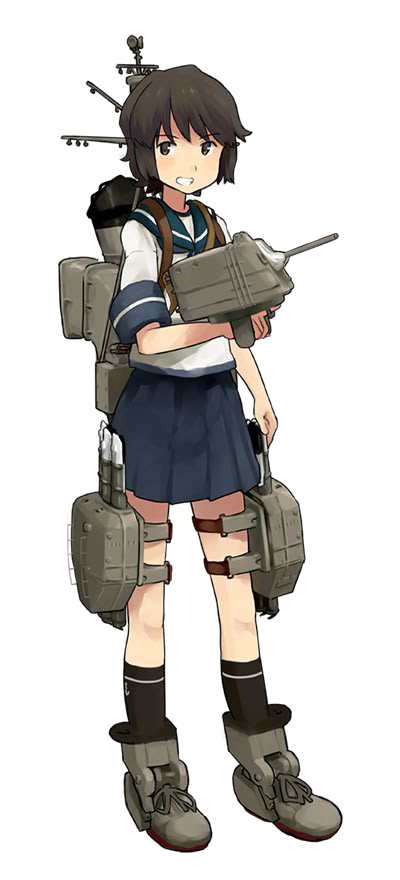 Miyuki (Kantai Collection)