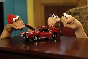 Oobi-Uma-Kako-toy-car