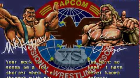 TAS Ring of Destruction Slam Masters 2 - Haggar