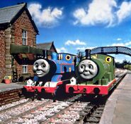 Thomas and percy