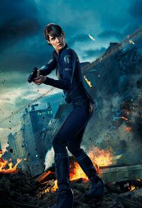 Cobie Smulders as Maria Hill 2